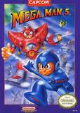 Mega Man 5 (Nintendo Entertainment System)